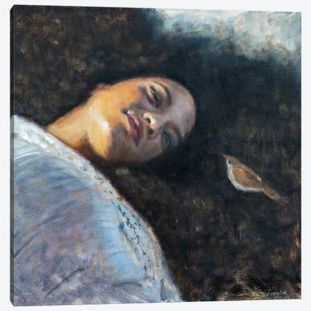 Revival Canvas Print #CLS9} by Carlos Antonio Rancaño Art Print