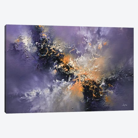 Lavender Storm Canvas Print #CLT15} by Christopher Lyter Canvas Print