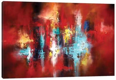 Let It Shine Through Canvas Art Print