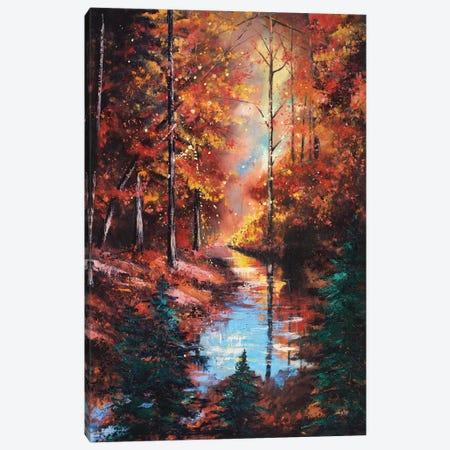 Little Buffalo Creek Canvas Print #CLT17} by Christopher Lyter Canvas Print