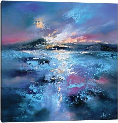 Nightfall Canvas Art Print