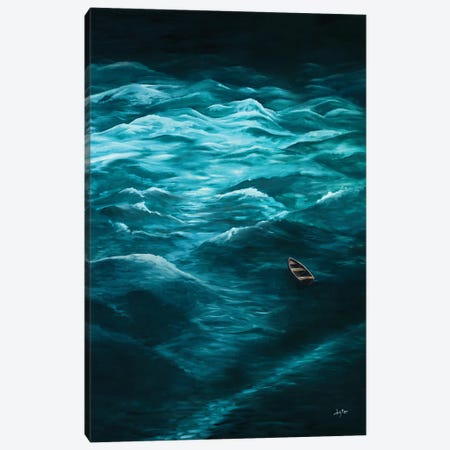 Adrift Canvas Print #CLT1} by Christopher Lyter Canvas Wall Art