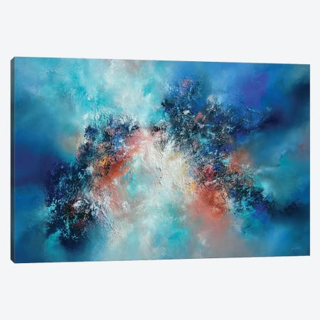 Out Of The Blue Canvas Print #CLT23} by Christopher Lyter Canvas Print