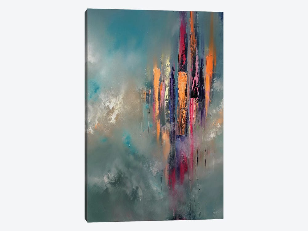 Tall Towers by Christopher Lyter 1-piece Canvas Art