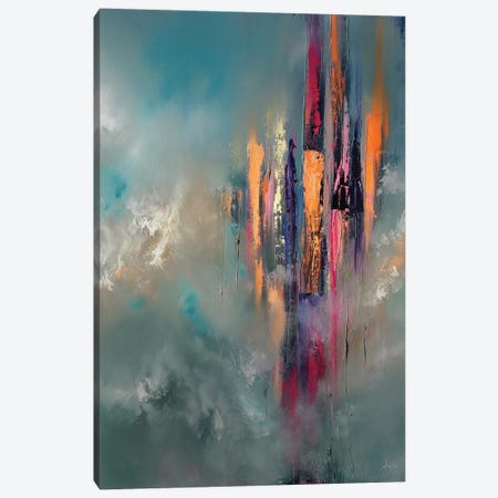Tall Towers Canvas Print #CLT28} by Christopher Lyter Canvas Art Print