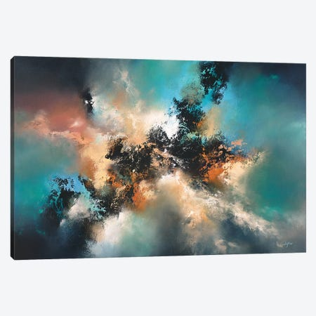 All That We See Or Seem Canvas Print #CLT2} by Christopher Lyter Canvas Wall Art