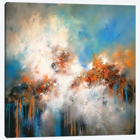 The Mystic Chords Of Memory Canvas Print #CLT31} by Christopher Lyter Canvas Art