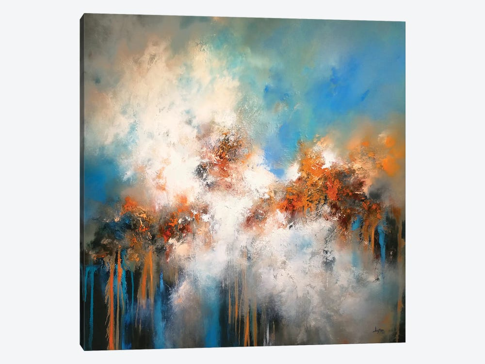 The Mystic Chords Of Memory by Christopher Lyter 1-piece Canvas Wall Art