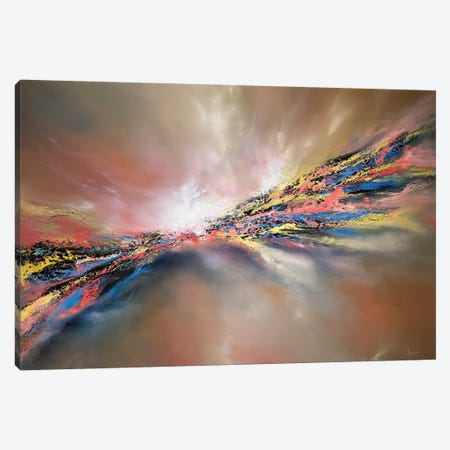 The Origin Of Everything Canvas Print #CLT33} by Christopher Lyter Canvas Wall Art