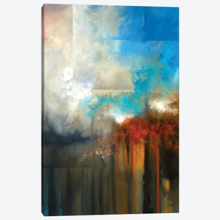 Uncharted Waters Canvas Print #CLT38} by Christopher Lyter Canvas Art