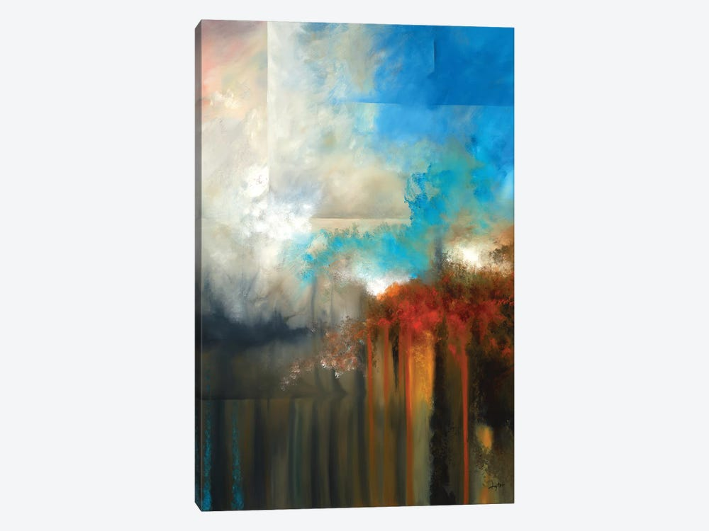 Uncharted Waters 1-piece Canvas Art Print