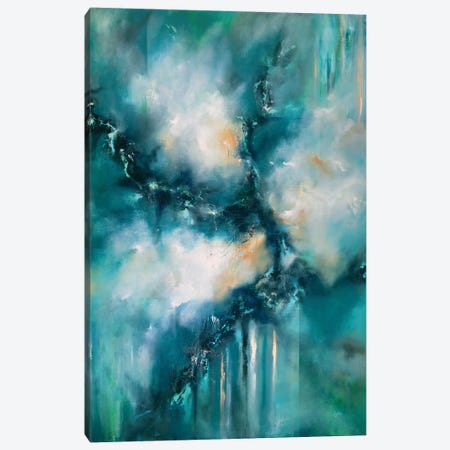 On An Infinite Ocean Canvas Print #CLT41} by Christopher Lyter Art Print
