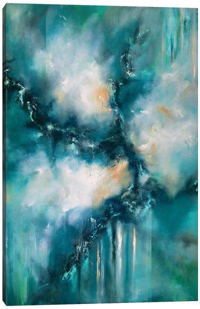 On An Infinite Ocean Canvas Art Print