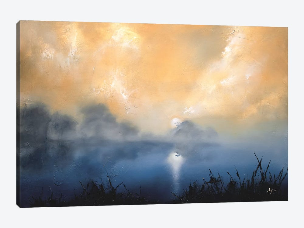 Calm and Quiet by Christopher Lyter 1-piece Canvas Wall Art