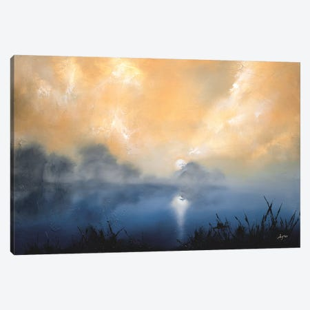 Calm and Quiet Canvas Print #CLT42} by Christopher Lyter Canvas Print