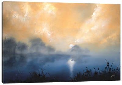 Calm and Quiet Canvas Art Print