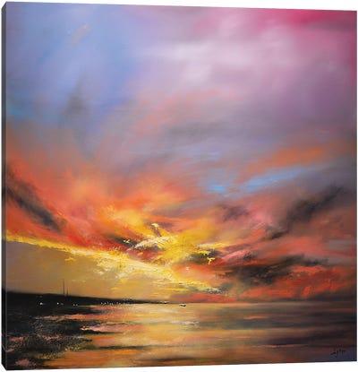 If Twilight Were Not Canvas Art Print