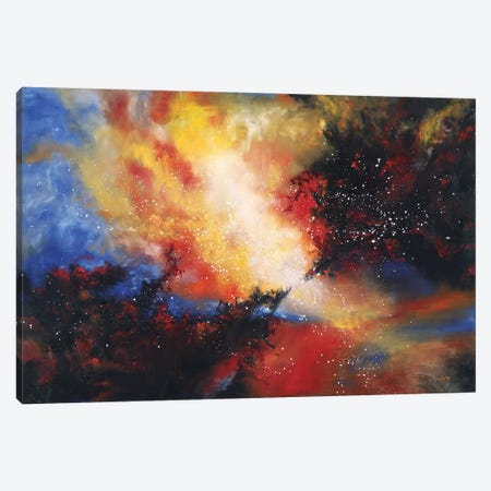 Confluence Canvas Print #CLT57} by Christopher Lyter Art Print