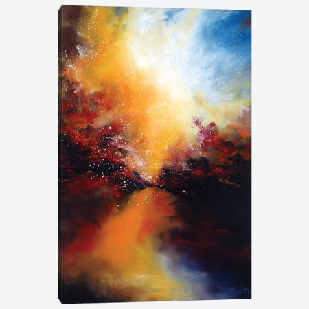 Layers Canvas Print #CLT58} by Christopher Lyter Canvas Wall Art