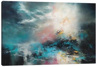 Ocean's Edge Canvas Art Print
