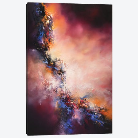 Of All Passions The Strongest Canvas Print #CLT66} by Christopher Lyter Canvas Artwork