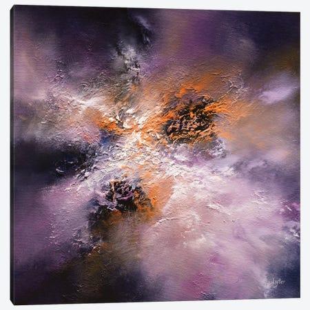 Lightning At Midnight Canvas Print #CLT68} by Christopher Lyter Canvas Art Print