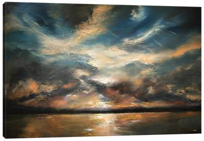 All That's Beautiful Drifts Away Canvas Art Print