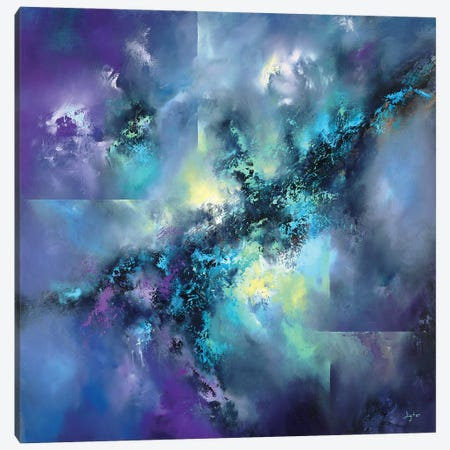 Event Horizon Canvas Print #CLT73} by Christopher Lyter Canvas Artwork