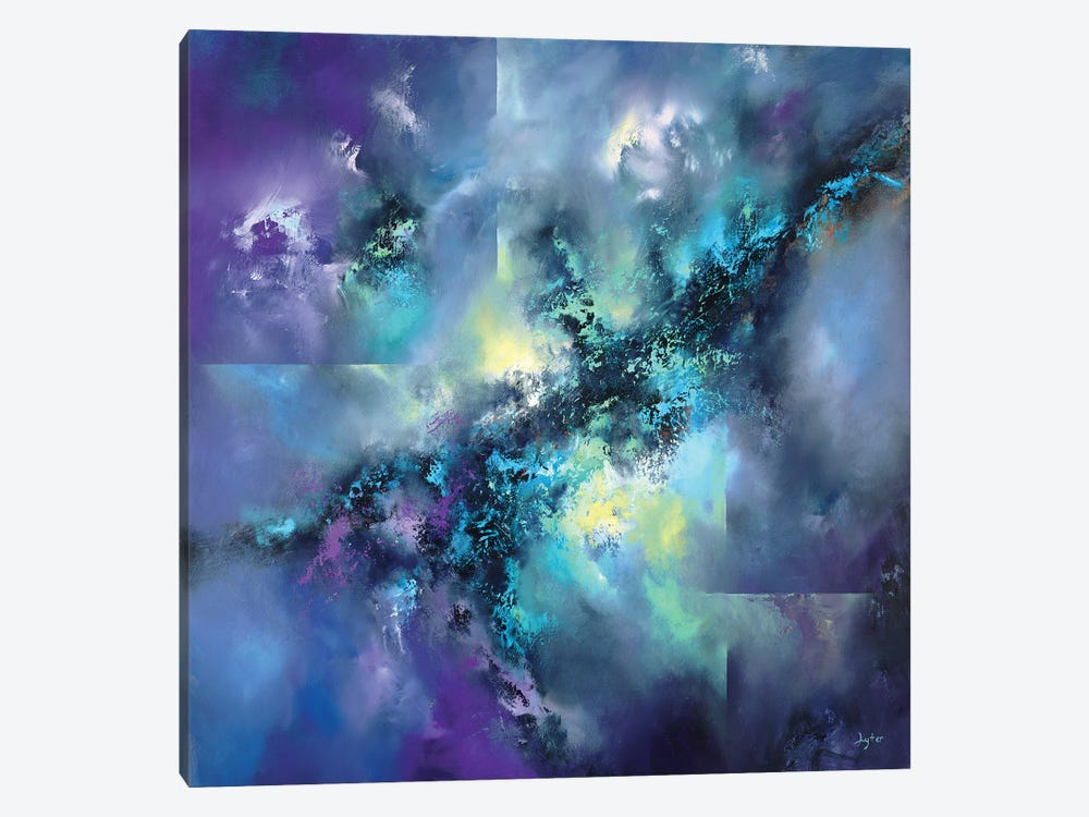 Event Horizon by Christopher Lyter 1-piece Canvas Artwork