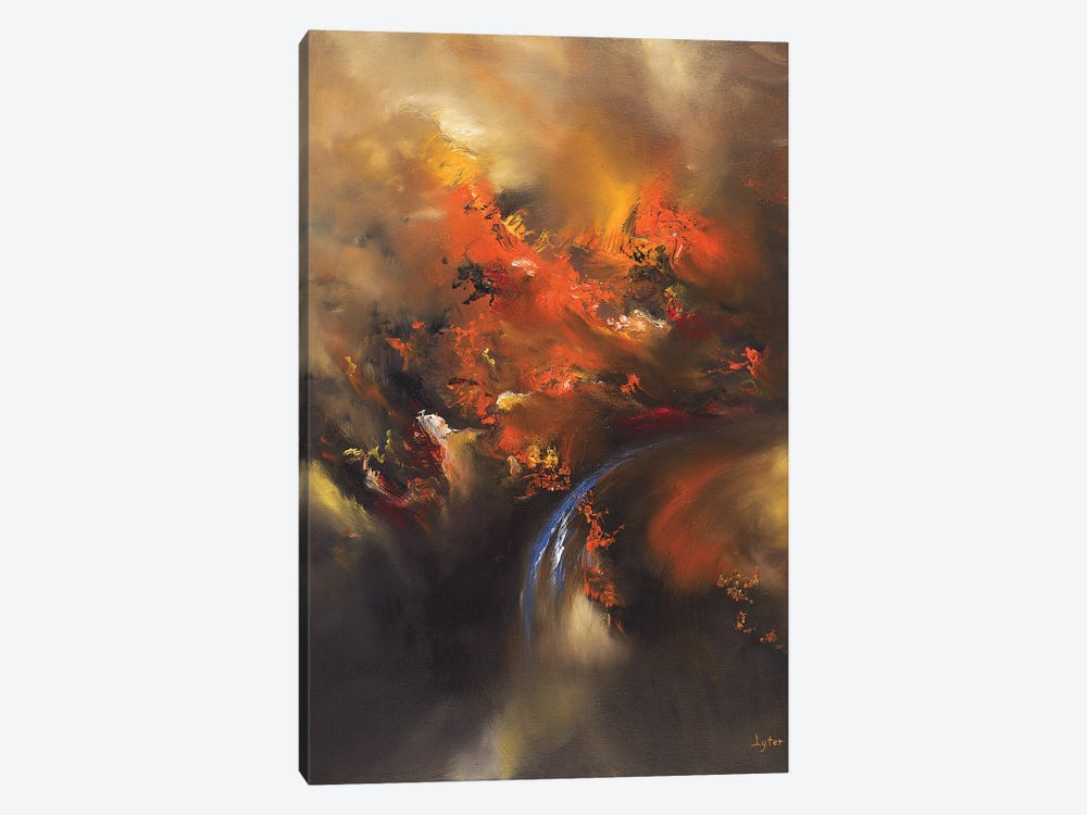 Terminus by Christopher Lyter 1-piece Canvas Art