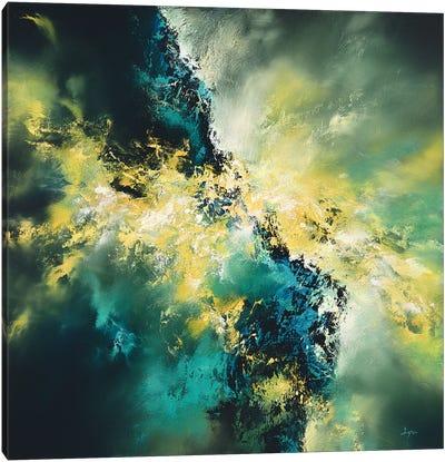Fractured Sense Of Self Canvas Art Print