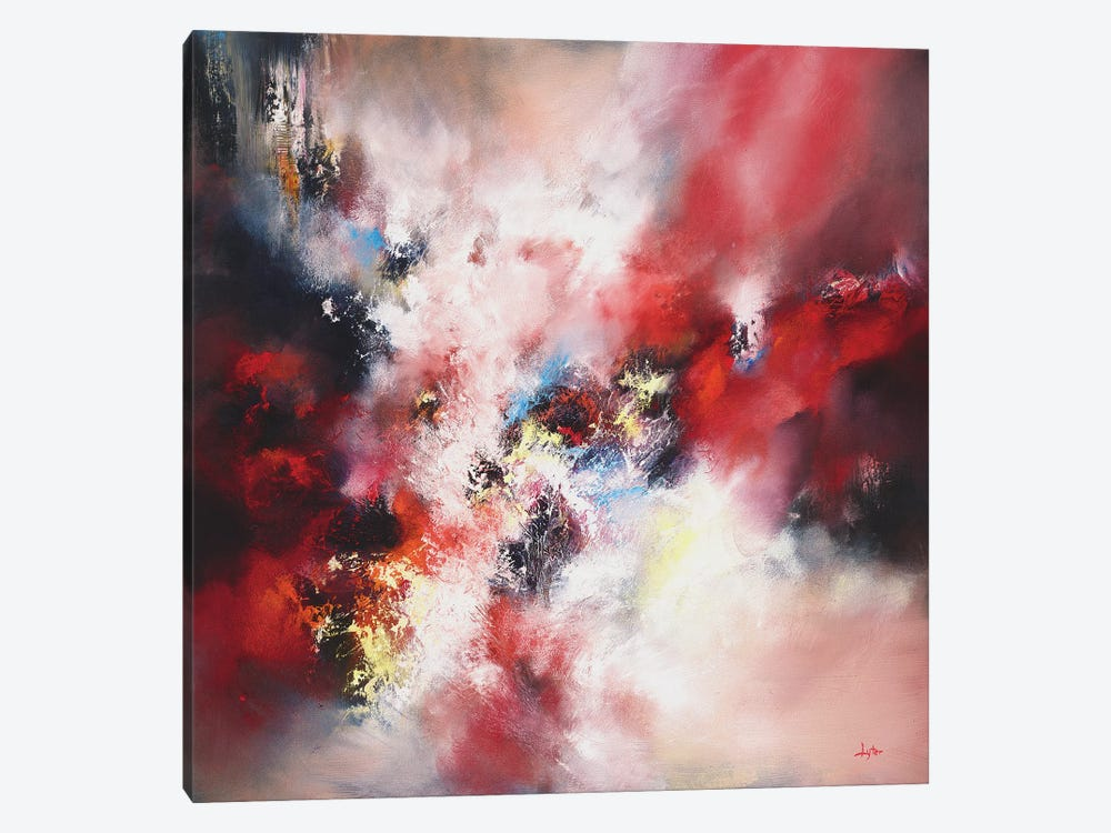 An Infinite Storm Of Beauty by Christopher Lyter 1-piece Canvas Print