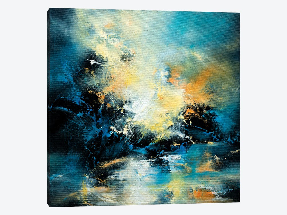 Echoes by Christopher Lyter 1-piece Canvas Artwork