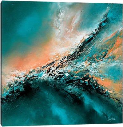 Surge Canvas Art Print
