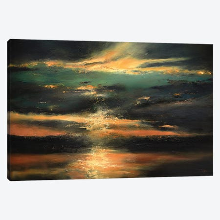Memories Of Many Skies Canvas Print #CLT89} by Christopher Lyter Canvas Art Print
