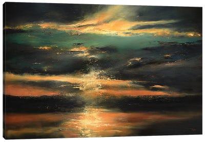 Memories Of Many Skies Canvas Art Print