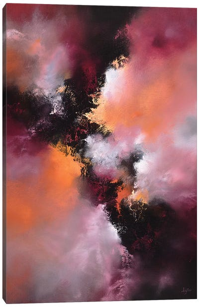 Eternal Silence Of Infinite Spaces Canvas Art Print