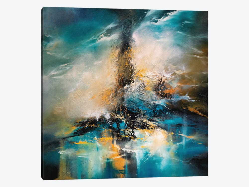 Pierce The Clouds by Christopher Lyter 1-piece Canvas Art Print