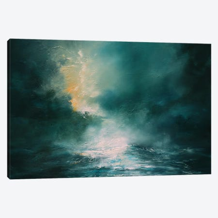 On Such A Full Sea Canvas Print #CLT97} by Christopher Lyter Canvas Print