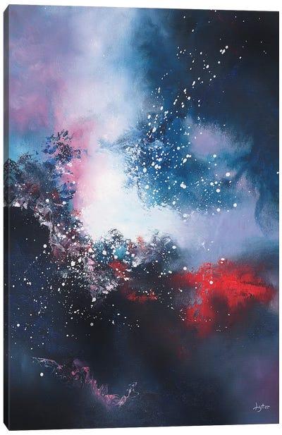 Ether Canvas Art Print