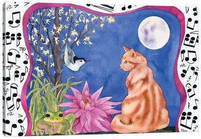 Serenade Canvas Art Print