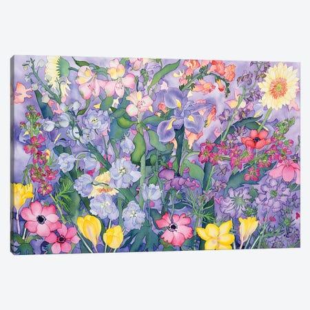 Soft Spring Canvas Print #CLU133} by Carissa Luminess Canvas Print