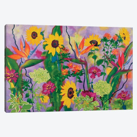 Break Away Canvas Print #CLU16} by Carissa Luminess Canvas Artwork