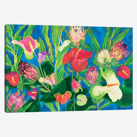 Heavenly Love Canvas Print #CLU72} by Carissa Luminess Canvas Print