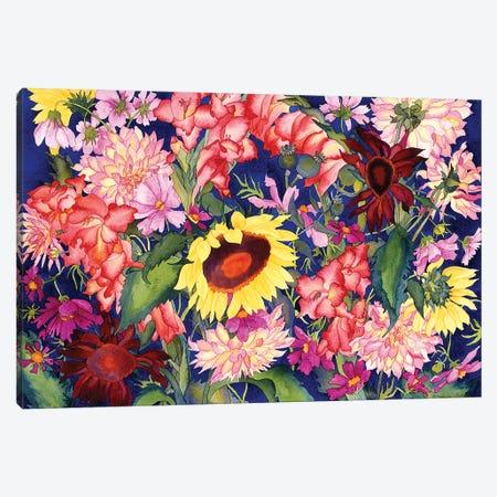Oregon Garden Canvas Print #CLU96} by Carissa Luminess Canvas Wall Art