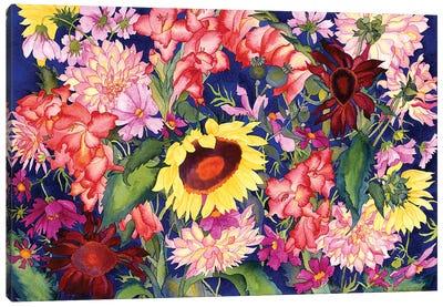 Oregon Garden Canvas Art Print