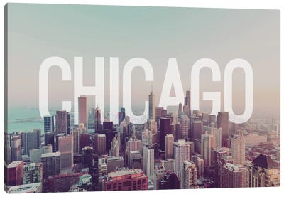 Chicago Canvas Print #CLV2