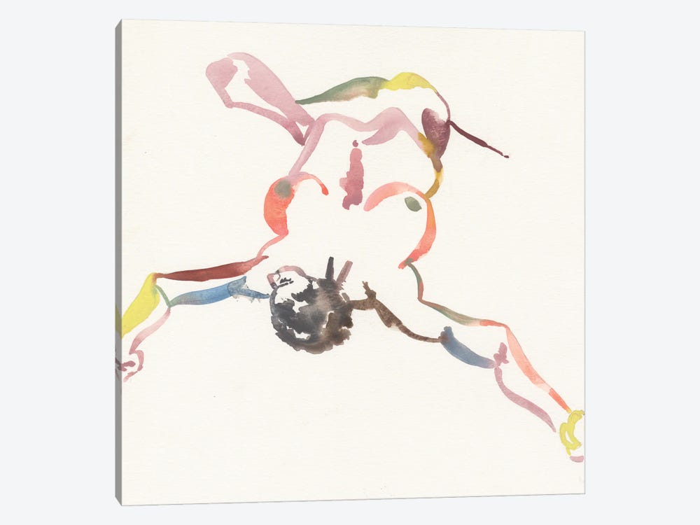 Sprawl by Claire Wilson 1-piece Canvas Art Print