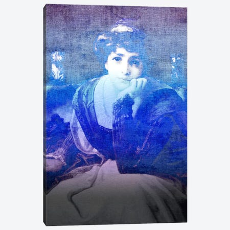 Desdemona VI Canvas Print #CML105} by 5by5collective Canvas Artwork