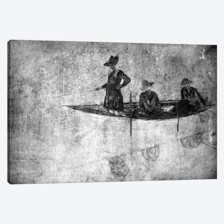 La Barque II Canvas Print #CML108} by 5by5collective Art Print